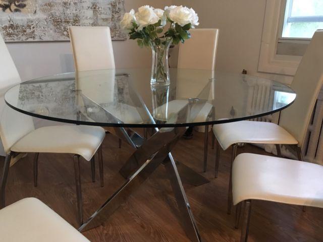 Ensemble de salle à manger/ dinning room set | mobilier de salle à manger et cuisine | Ville de Montréal | Kijiji