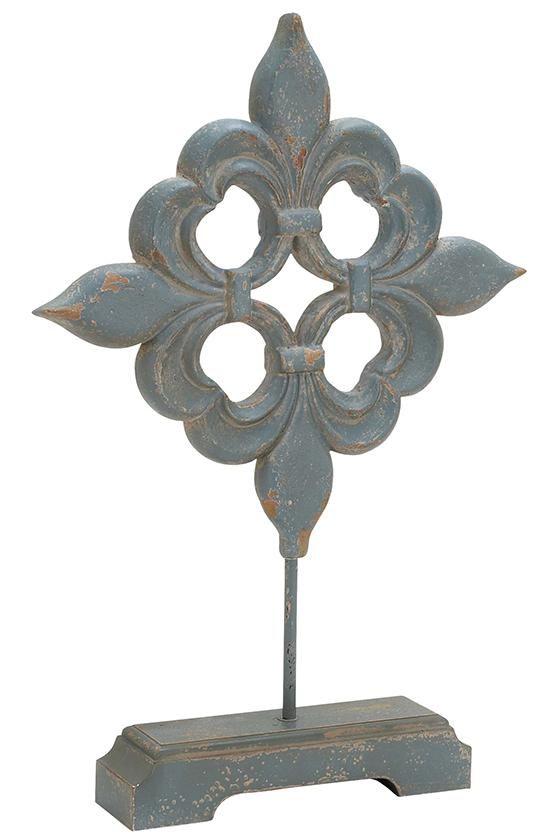 Quatrefoil Decorative Stand