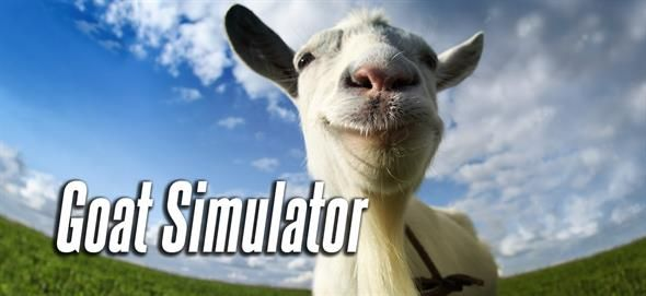 Goat Simulator Patch 1.1 Didn't think this game could get more ridiculous, but there it is.
