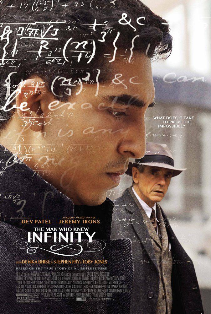 Narra la historia de Srinivasa Ramanujan, un matemático indio que hizo importantes contribuciones al mundo de las matemáticas como la teoría de los núm...