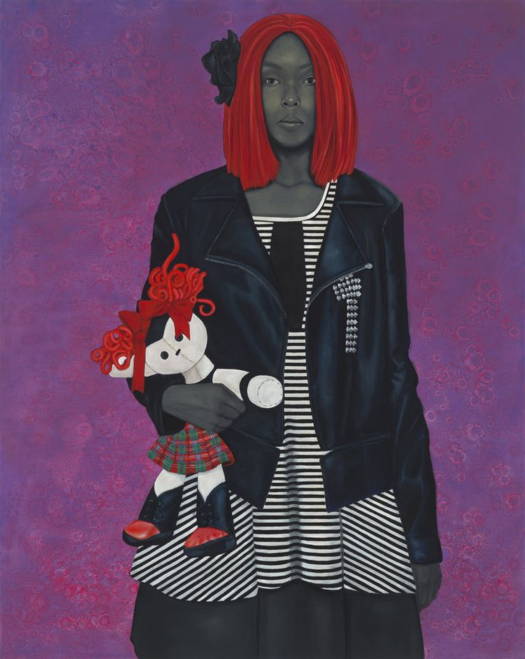 amy-sherald-afro-american-painting-portrait-1a | Trendland