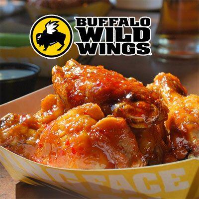 Buffalo Wild Wings - Caribbean Jerk