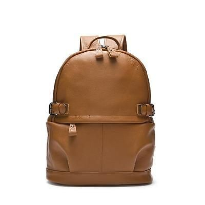 Real-Genuine-Leather-Shoulder-Backpack-Travel-Satchel-Womens-Handbag-MJ8805-01