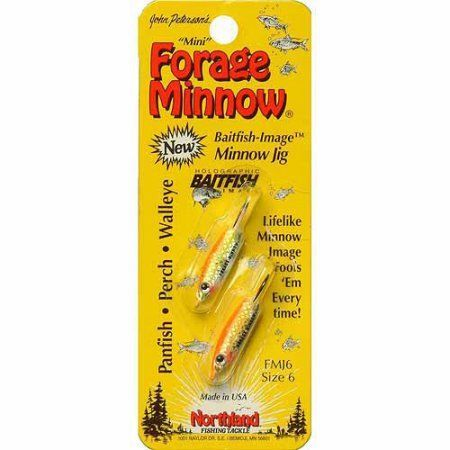 Northland Tackle Forage Minnow Fry #6