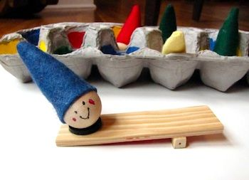 """gnome catapult...I'm putting this in my """"for Teagan"""" file...even tho it should be in a """"for shonna and jeni"""" file. lololol!"""