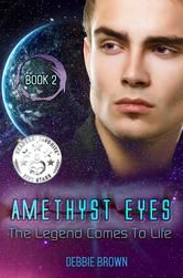 Amethyst Eyes by Debbie Brown: