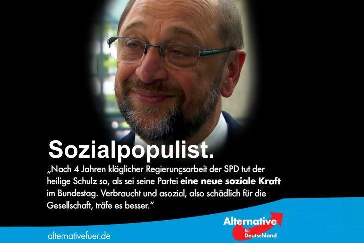 Schulz (SPD) nächste Nullnummer