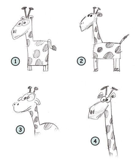 Best 20 cartoon giraffe ideas on pinterest drawing for Giraffe draw something