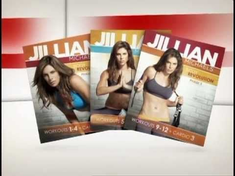 Jillian Michaels: Body Revolution....I do love me some Jillian Michaels.