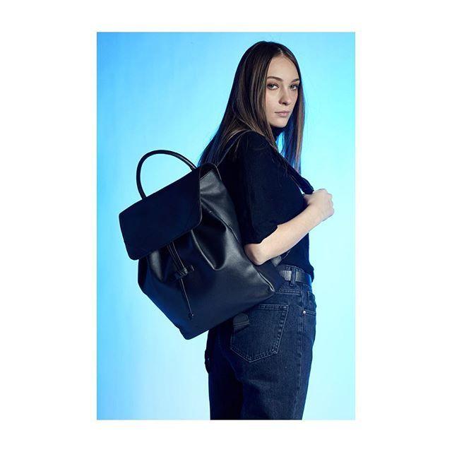e5f0f3b1b7897 Backpack - SVENIA - vegan bag made of appleskin - apple leather - vegan -  sustainable