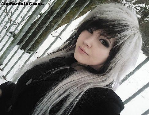 Incredible 1000 Images About Happy Hair On Pinterest Silver Hair Woman Hairstyle Inspiration Daily Dogsangcom