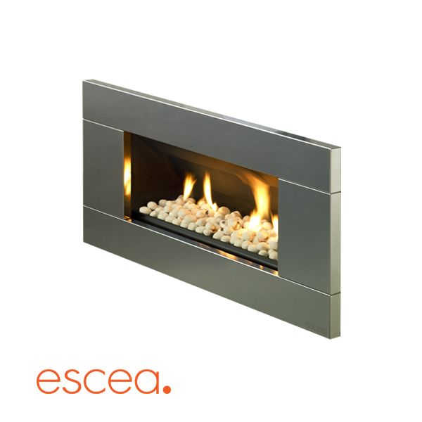 The Escea ST900 Low Gas Consumption Gas Fireplace is a perfect secondary heating source for a smaller living area. Our 4 Seasons team are experts.