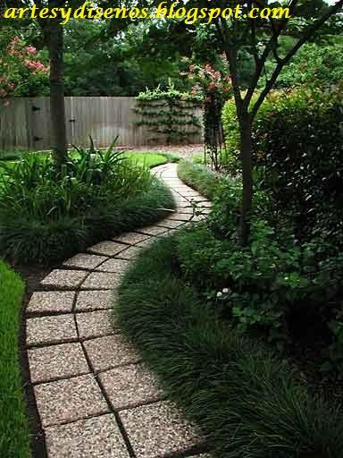 25 best ideas about piedras para jardin on pinterest - Decoracion jardines pequenos ...