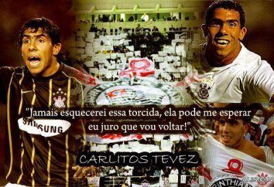 Tévez  Corinthians