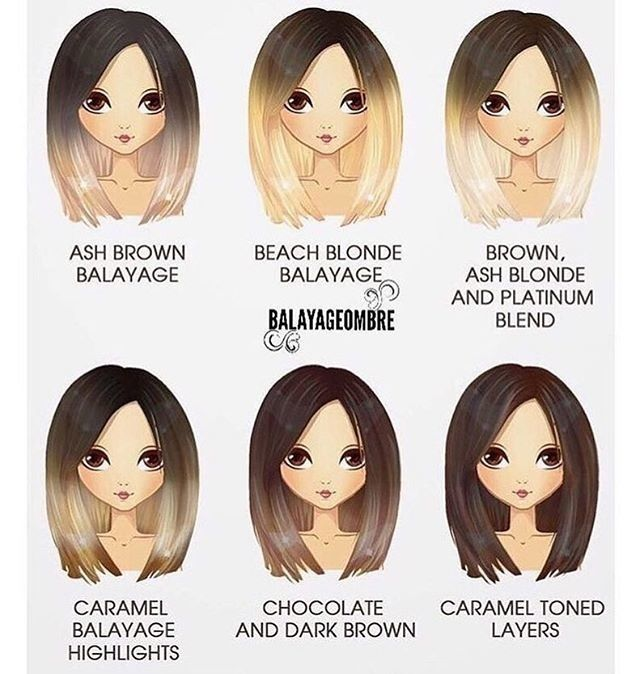 It S The Season To Go Lighter Which Tone Are You Going For This Season Repost Maneaddicts Balayage Hair Color Asian Hair Color Highlights Hair Color Chart
