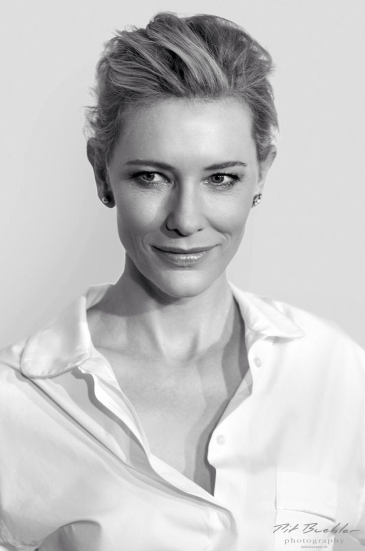 Cate Blanchett- One of Australia's greatest actresses.