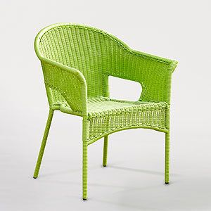 green all weather wicker tub chairs outdoor and patio furniture