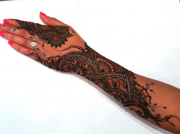 Latest Mehndi Designs By Ash Kumar : Worldofashkumar mehendi pinterest hennas