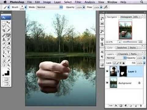 The Basics of layer Masks in Photoshop