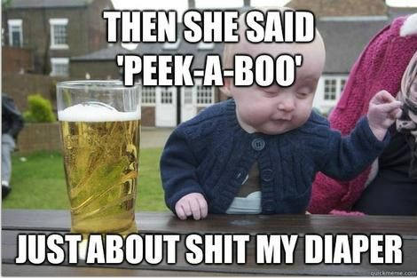 The Very Best of the Drunk Baby Meme (Page 3) ~ just spit my yogurt out!!!