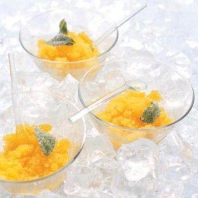 Taste Mag | Mango granita @ http://taste.co.za/recipes/mango-granita/