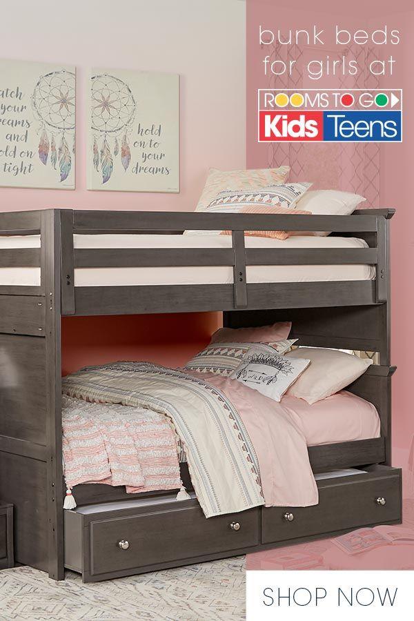 Bunk Beds For Girls Girls Bunk Beds Bunk Beds Kids Bunk Beds Full size bunk beds for kids