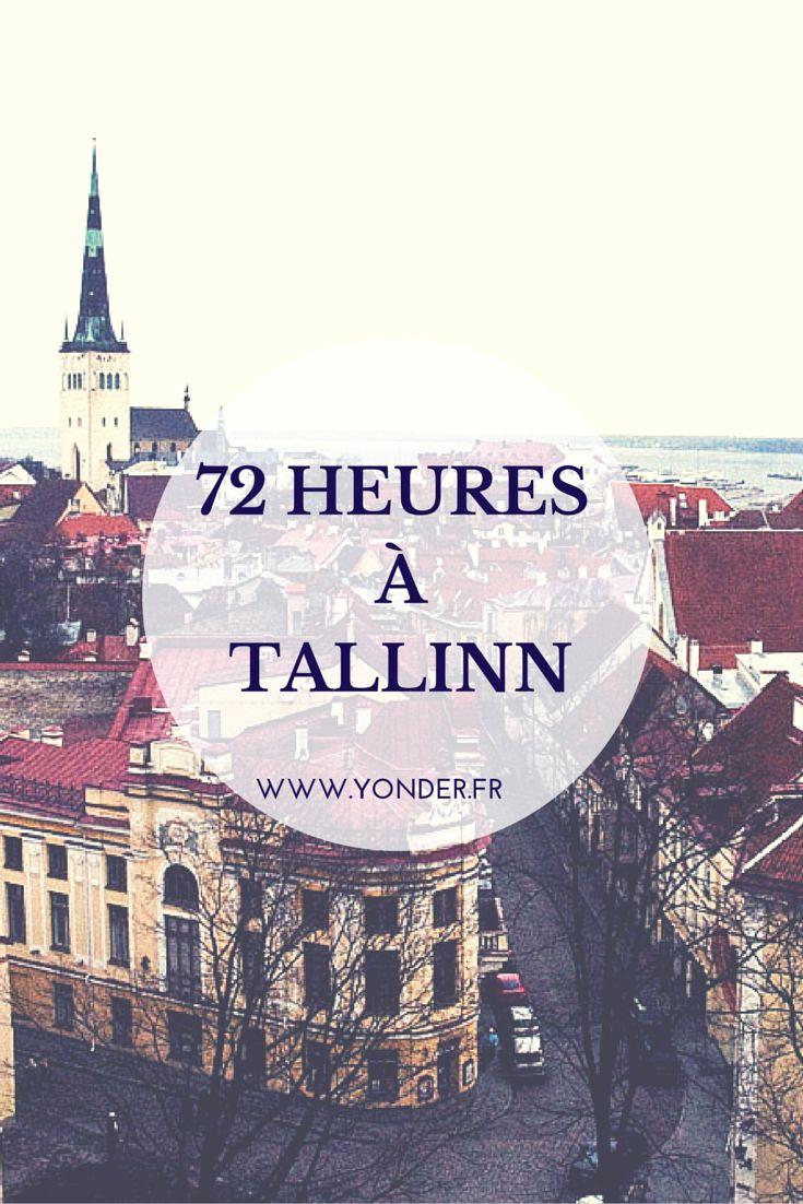 36 heures à Tallinn : l'essentiel de la capital estonienne en 12 étapes / Yonder