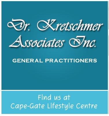 Dr. Kretschmer Associates website developed using HTML and CSS standards.