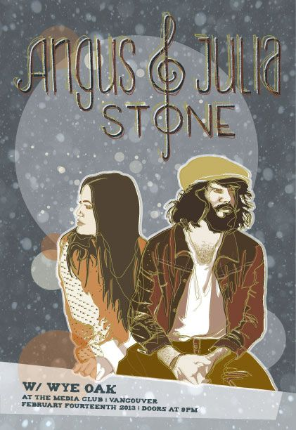 Angus And Julia Stone Posters