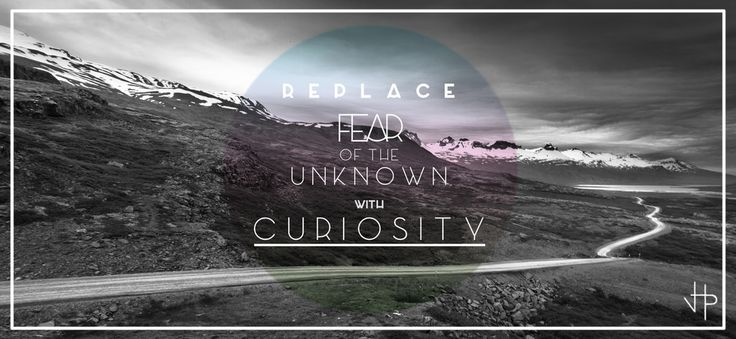 Replace Fear of the Unknown with Curiosity - Lonely Road in Iceland | Flickr - Photo Sharing!