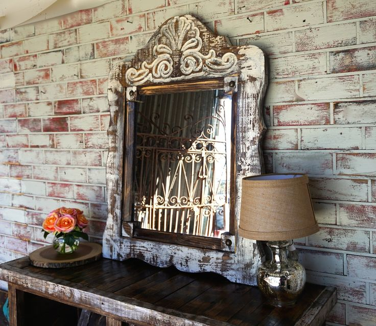 Pricilla Mirror. Dressing MirrorRustic FurnitureFurniture ...