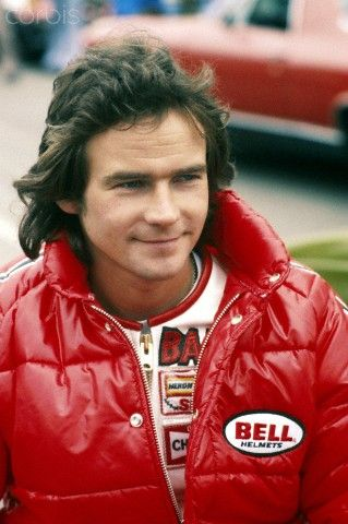 Barry Sheene (GBR) 500cc Motorcycle World Champion. United States Grand Prix (West), Rd 4, Long Beach, USA, 3 April 1977.