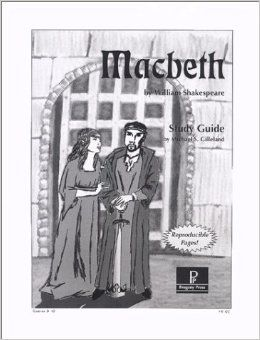 Macbeth Study Guide: Michael S. Gilleland: 9781586091705: Amazon.com: Books