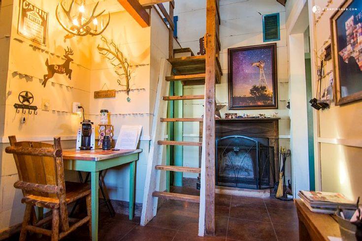 Cabin Rental Near Fredericksburg #Austin #Texas #escape #getaway #travel  #tinyhouse
