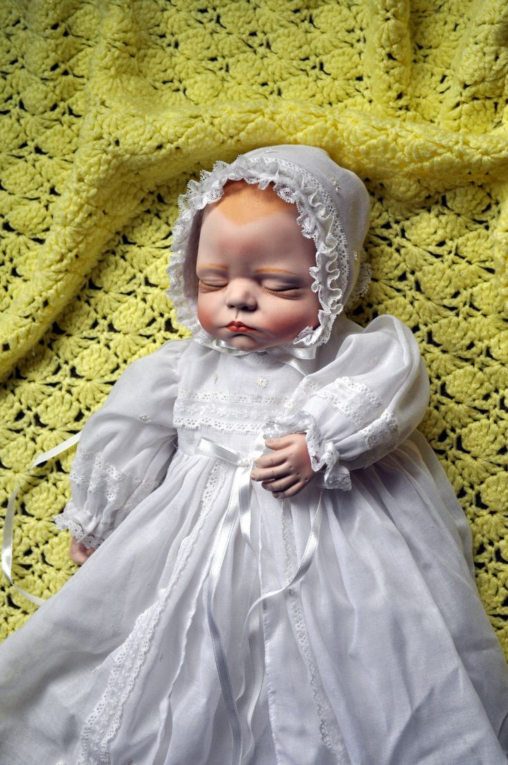 65 Best Images About Christening Dolls On Pinterest