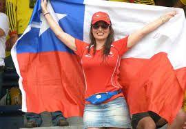 Resultado de imagen para chilenoscon la camiseta