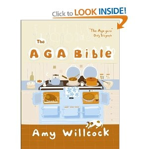 Yes I have an Aga!! This is a really good book and not at all scary!  Aga Bible:  Amy Willcock