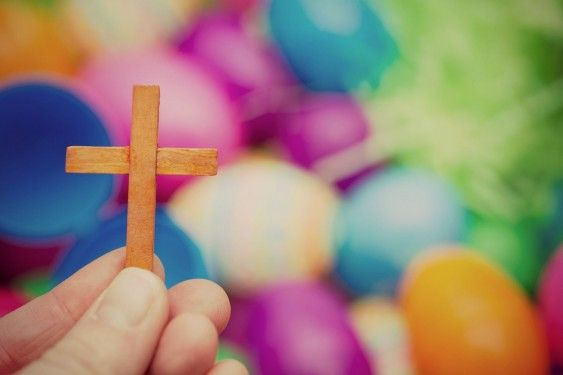 Starting this with the boys this week!  A Sense of the Resurrection: An Easter Experience for Families