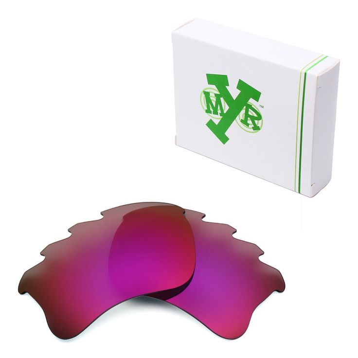 >> Click to Buy << Mryok POLARIZED Replacement Lenses for Oakley Flak Jacket XLJ Vented Sunglasses Midnight Sun #Affiliate