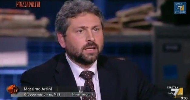 """[VIDEO] Artini attacca Grillo: """"Nel M5S regole non chiare, meglio il PD"""""""