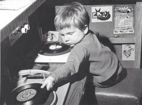 Jim Morrison as a child. ❤️