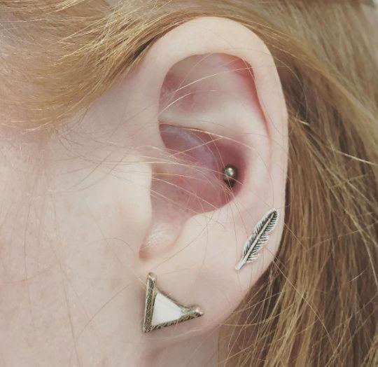 Inspirujte se piercingem v uších | Marianne