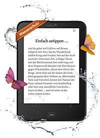 #eReader #eBook #tolino vision 3 HD