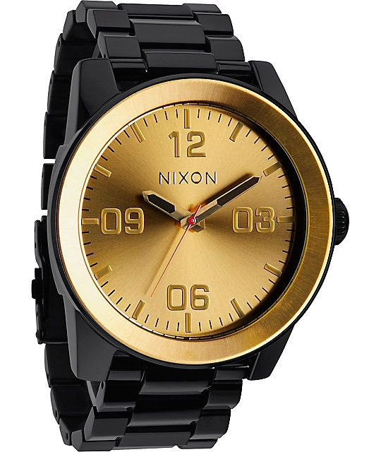 183 best what time is it images on pinterest analog watches analogue clocks and destin commons for Watches zumiez
