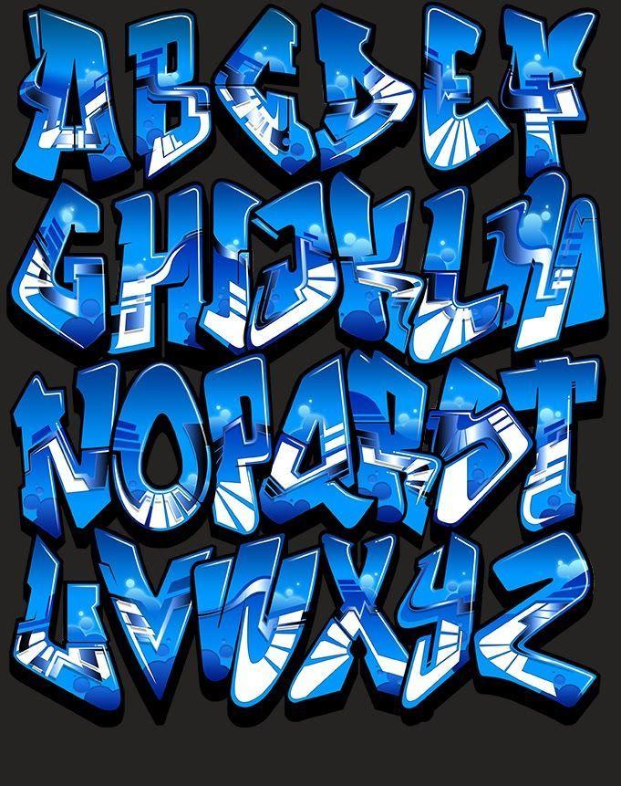 25 melhores ideias sobre letras em grafite no pinterest for Estilos de letras
