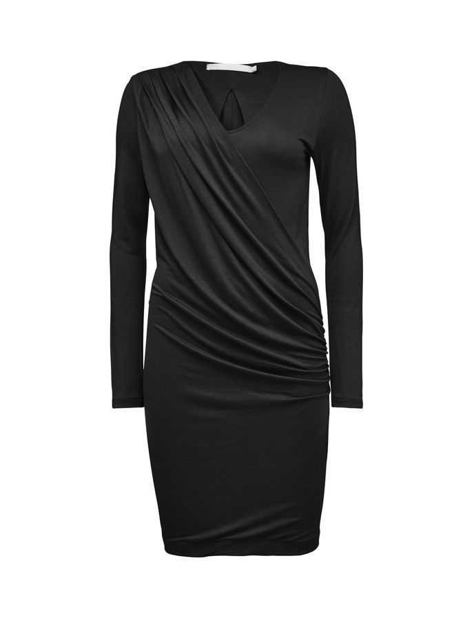 Tiger Of Sweden-Agate dress- Black