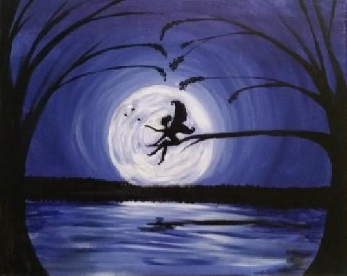 25 best ideas about fairy paintings on pinterest fairy for Fairy painting easy