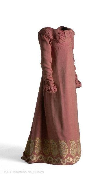 Dress ca. 1810