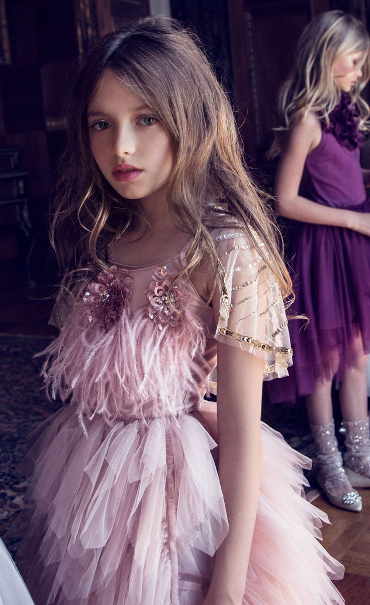 ALALOSHA: VOGUE ENFANTS: Must Have of the Day: Magical Tutu Dresses by Tutu Du Monde