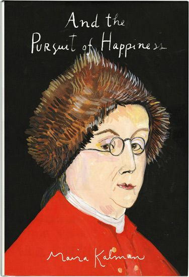 i first came across maira kalman while she was blogging 'the pursuit of happiness' for the new york times and immediately fell in love. the blog was later converted into this book (making coffee tables everywhere very happy). her voice has a uniquely tender sensibility that i find genius.